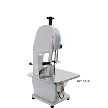LIVTER 210mm Bone cutting machine Restaurant commercial use for cutting meat,bone,Pork ribs,Frozen meat etc.