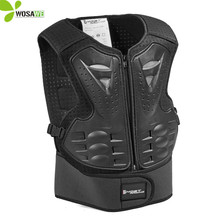 Sports Protective Gear Kids Back Support Bike Bicycle Ride S