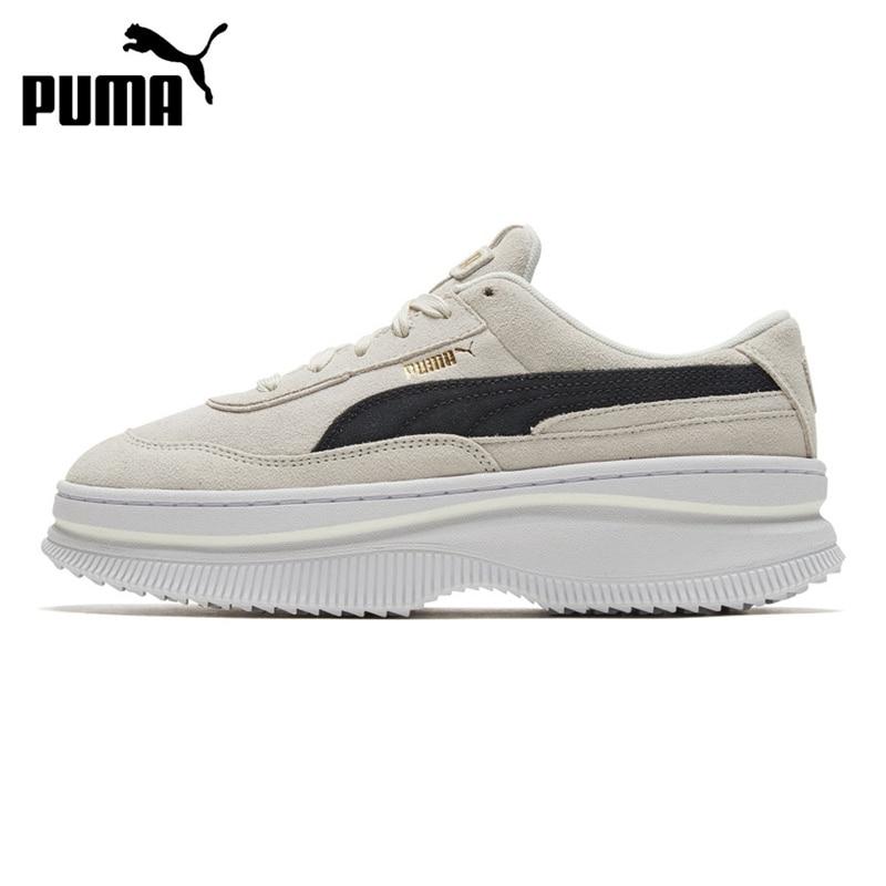 Original New Arrival PUMA Deva Suede Wns Women's Skateboarding Shoes Sneakers