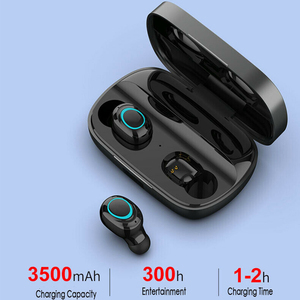 Image 2 - Wireless Headphones Bluetooth Earphone Sport Running Earbuds With Microphone Tws gaming headset Touch Control Mini Earbuds PK F9