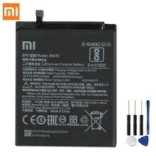 Orijinal XIAOMI BM3E yedek pil için Xiaomi 8 MI8 M8 MI 8 otantik telefon pil 3400mAh