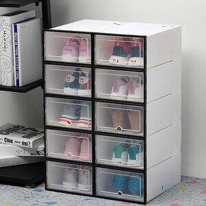 Image 4 - Boîte à chaussures transparente 6ps