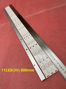 Image 2 - Nieuwe 4 Pcs Led Backlight Strip Voor MTV 4128LTA2 LT 40C540 LSC400HN01 LT 40E71 (Een) LED40D11 ZC14 03(B) LED40D11 01(A) 30340011206