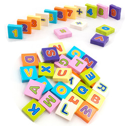 2020 New Juguetes Big Bricks DIY Children Eduational Toys Building Blocks Hollow Duplo Numbers Letters for Boys Girls Gifts