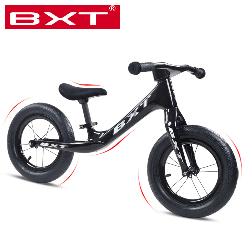 Balance Bike Bicycle Full Carbon Child Toddler No Pedal Kids Bicycle  Complete Cycling Learn To Ride Bicicleta For Kids 2~6 Ages