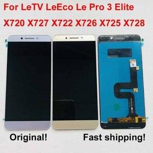 Image 1 - Original AAA LCD pour LeTV Le Pro 3leeco écran tactile daffichage pour LeTV LeEco Le Pro 3 LCD Le Pro3 Elite affichage X720 X727 X722