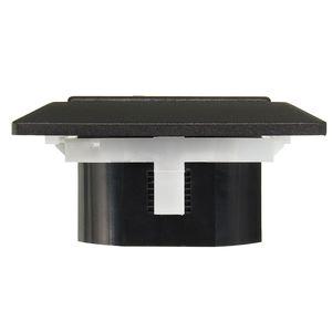 ZEAST таймер квадратный счетчик цифровой 0-99999,9 час метр счетчик 0,3 Вт 220-240 В 50 Гц AC электронный