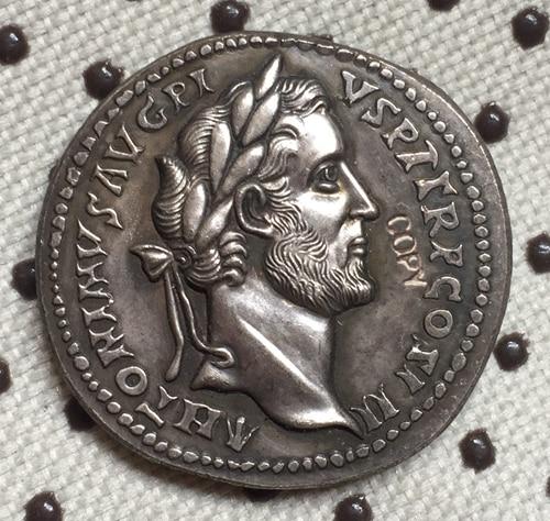 Римские монеты типа 19