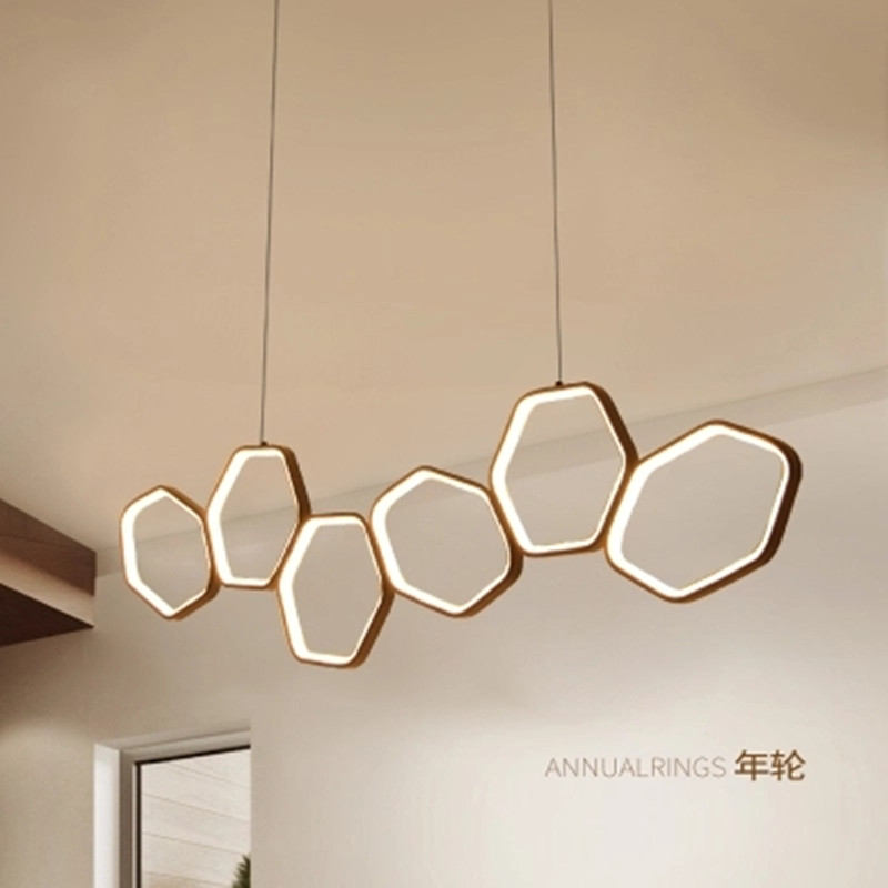 Minimalism Modern LED Pendant Lights for Dining Kitchen Room Living Room White or Coffee Color Hanging Suspension Pendant Lamp|Pendant Lights| |  - title=