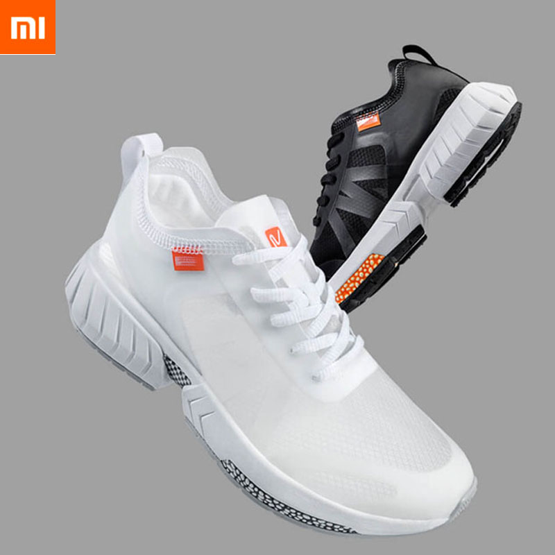 New Xiaomi Mijia YUNCOO Lightweight Sneakers Transparent MONO Yarn Light And Quick Drying Men's Women's Breathable Running Shoes