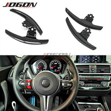 Paddle-Shifter Steering-Wheel Carbon-Fiber Bmw F20 F31 F82 for F30 F31/F34/M1/M2 M3 F80