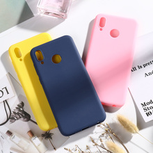For Huawei Honor 7A Pro 5.7 Inch AUM-L29 Case On 7 A Cover Silicone Soft Bumper Cases
