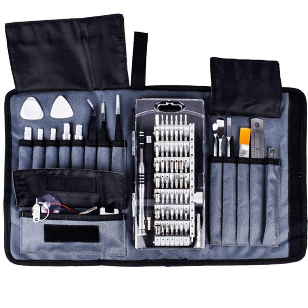 Multi-purpose 60 In 1 Screwdriver Set For Mobile Phone Repair Disassemble Part Replacement Tools Suit