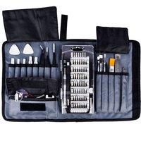 Wielofunkcyjny 60 w 1 zestaw wkrętaków do telefonu komórkowego naprawa demontaż części zamienne narzędzia garnitur w Zestawy narzędzi ręcznych od Narzędzia na