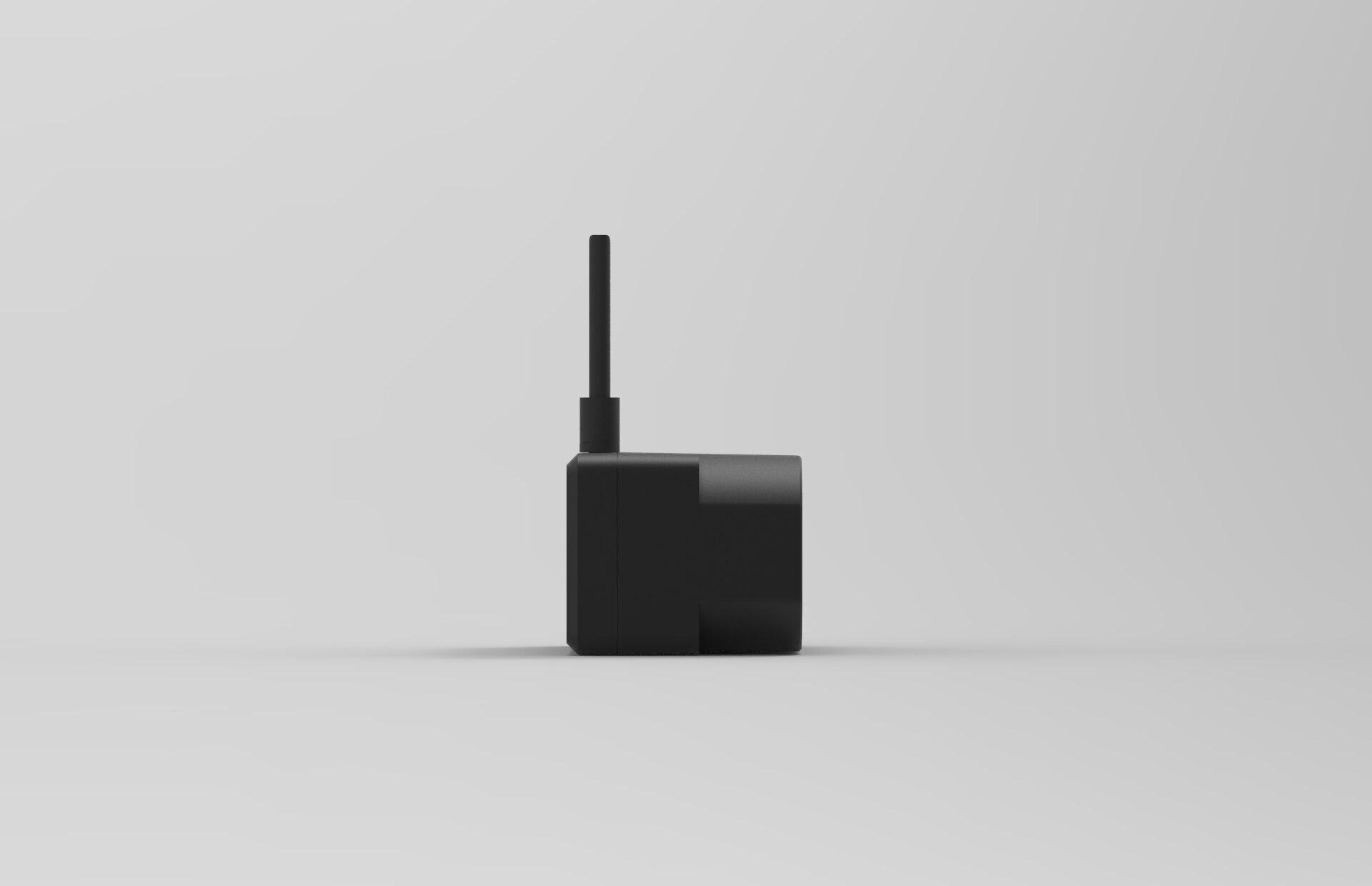 Одноточечный мини-датчик L-i-d-a-r длиной 12 м