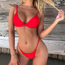 BANDEA Bikini 2019 Swimsuit Woman Bathing Suit Women Micro Mini Bikini Set Swimwear Brazilian Bikinis Female