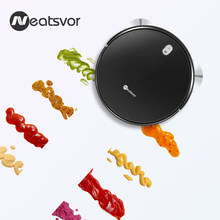 NEATSVOR X520 Roboter-staubsauger 6000PA Poweful Saug 3in1 pet haar hause trocken nass wischen reinigung roboter Auto-Lade vakuum