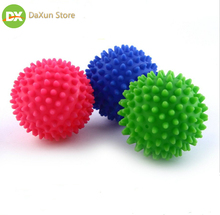 Household Bathroom  Laundry Wash Ball Reusable Dryer Clean Tools Anti-winding Washing Accessories Drying Fabric Softener