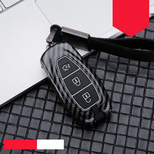 zinc alloy key case for car FOR Ford EcoSport Edge Mustang F-150 F-250 F-350 F-450 C-MAX FOCUS RS ST Fiesta Hatchback Silica gel