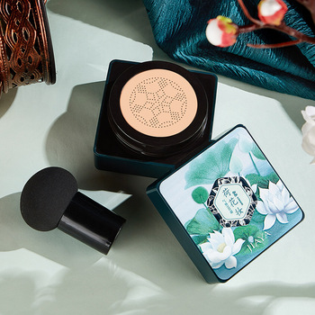 Beauty Girl Makeup Mushroom Head Air Cushion Makeup Moisturizing Foundation Brightening Make Up BB Cream Whitening Maquiagem 1