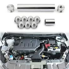 Filtre à huile en aluminium 1/2-28 ou 5/8-24 | Filtre de voiture, WIX 24003 4003 Filtre à huile, Filtre Combustible, Essence, 6 pouces de long, nouveau 2019