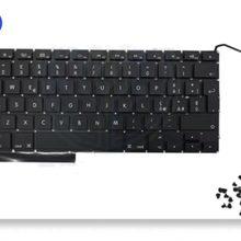 Nuovo Computer Portatile A1286 Tastiera di Layout Italiano per Macbook Pro 15' A1286 Tastiera + Retroilluminazione Retroillumin