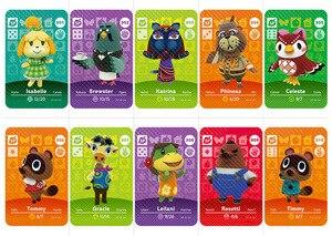 Image 5 - NS игровая серия 3 (281 до 320) карточка для скрещивания животных Amiibo карточка для работы на английском языке