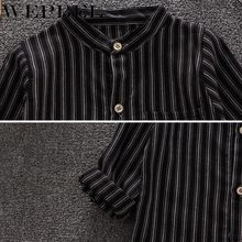 Kids Baby Boys Shirts Classic Casual Stripe Clothes
