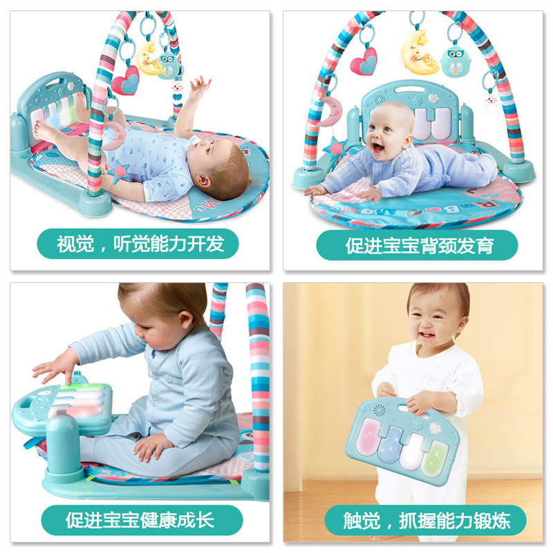 Men And Women Gift Set Spring Summer BABY'S FIRST Month Gift Newborn Men And Women Child Supplies Infant Baby Toy Encyclopaedia