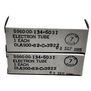 Image 5 - Hoa Kỳ Mới GE 5654W Ống Nâng Cấp 6J1 / 6m1 / EF95 / 403A / 6AK5 / 403B / CV4010