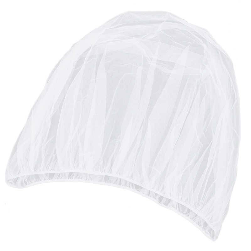 Infant Baby Pram Mosquito Net Buggy Pushchair Stroller Fly Midge Insect Cover Protector White