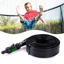 Watering-Equipment Trampoline Waterpark Sprinkler Nozzle Irrigation-System Plastic PP