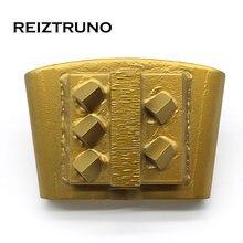 Полировальные колодки reiztruno pcd для пола алмазный шлифовальный