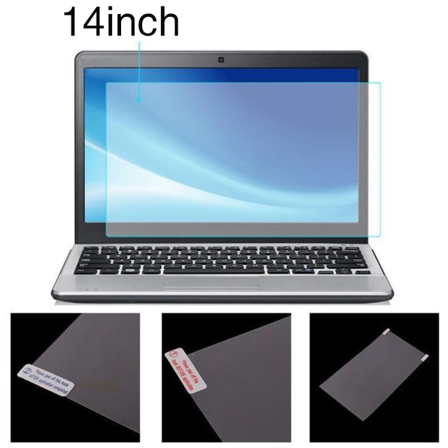 Clear Laptop Protective Film Office Waterproof Dustproof Transparent 14 Inch Gadget Membrane Diaphragm Notebook Sticker
