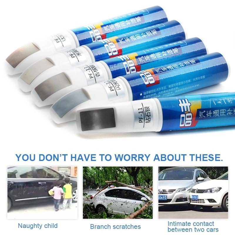 20 Colors Car Scratch Repair Agent Auto Touch Up Pen Car Care Scratch Remover Paint Care Special Auto Paint Pen Car Accessories