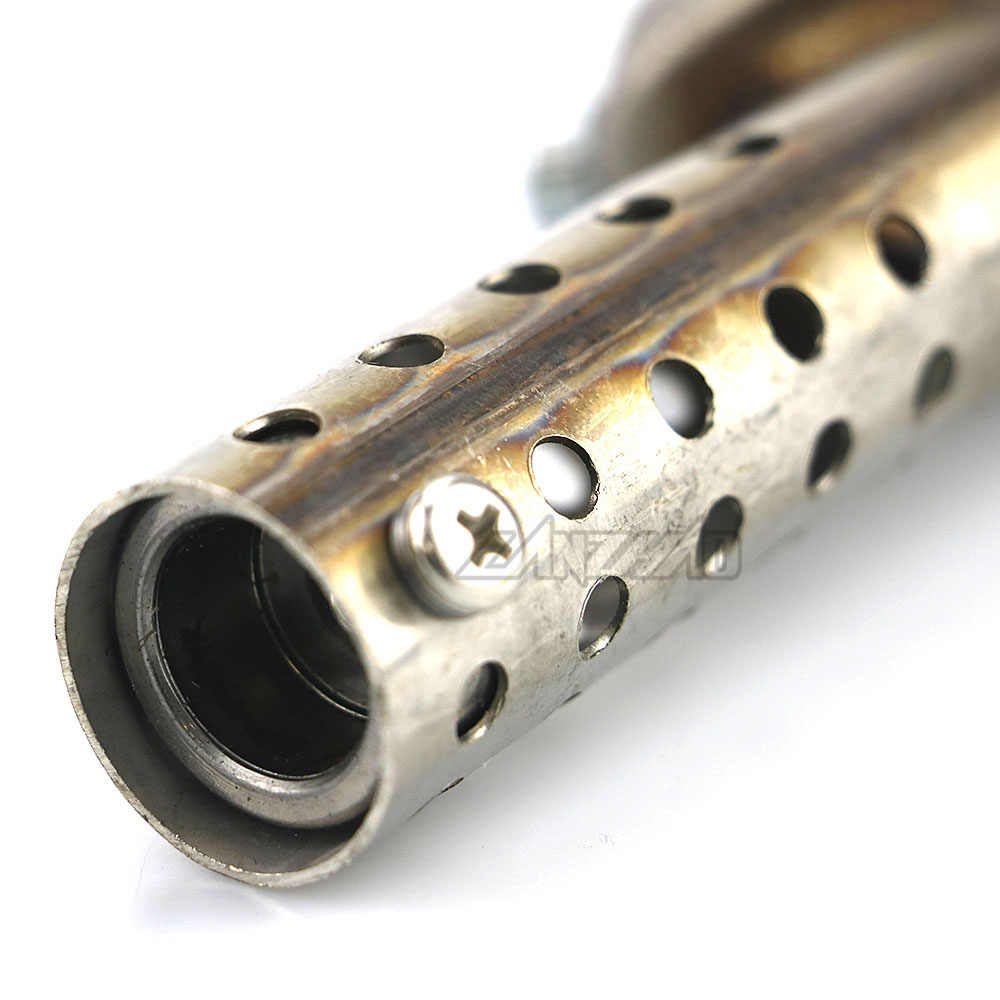 42 45 48mm Motorfiets Uitlaatpijp Muffler Silencer DB Killer voor Akrapovic Yoshimura Laser IXIL SC PROJECT M4 AR slip-Op Leidingen