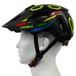 Kask rowerowy wyścigi kask rowerowy kask rowerowy w formie MTB dla mężczyzn