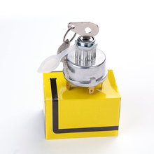 Ignition Switch Starter Universal Tractor Car Start Lock with 2 Key For Massey Ferguson David Brown david gilmour rattle that lock