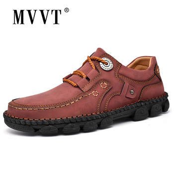 New Autumn Casual Leather Shoes Men Comfortable Soft Leather Men Shoes Breathable Flats Shoe Hot Sale Moccasins Loafers 2020 super comfortable casual leather shoes men soft leather loafers men shoes breathable flats shoe hot sale moccasins shoes