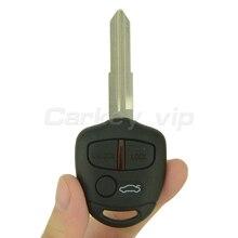 Remotekey Remote car key for Mitsubishi Lancer 2007 2008 2009 2010 2011 2012 433 mhz ID46 - PCF7936 MIT11R 3 button