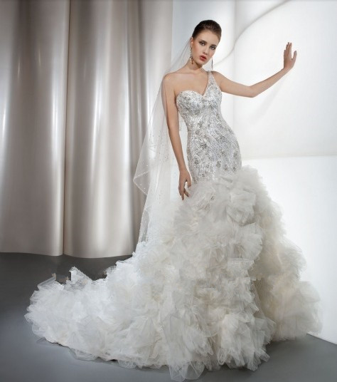 Free Shipping 2015 New Sexy Bridal Gown Brides White Long Dress Plus Size Sweetheart Wedding Dresses Luxury Rhinestone Crystal