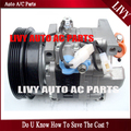 Compresseur a/c de voiture pour MAZDA FAMILY IV 1.8 2.0 1998 2004 H12A1AA4DG H12A0AH4JU h12a0ax4broc|Air-conditionné Installation|Automobiles et Motos -