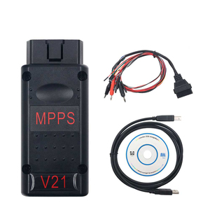 Image 2 - MPPS V21 ECU Chip Tuning  Interface  MPPS V16/V18/V21 For EDC15 EDC16 EDC17 CHECKSUM MPPS OBD2 Car Diagnostic Cable