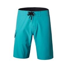 Летние мужские плавки, мужские пляжные шорты, быстросохнущие однотонные спортивные шорты для бега, спортивная одежда