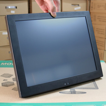 Factory Price of Top Selling 8GB DDR4 System Memory 17 inch Touch Screen Industrial Panel PC