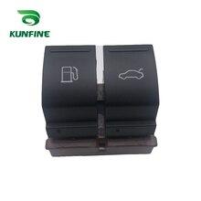 KUNFINE топливный бак дверь для прицепа кнопка переключатель для VW Passat B6 Jetta MK6 EOS cc 3C0 959 903 B 3C0959903B