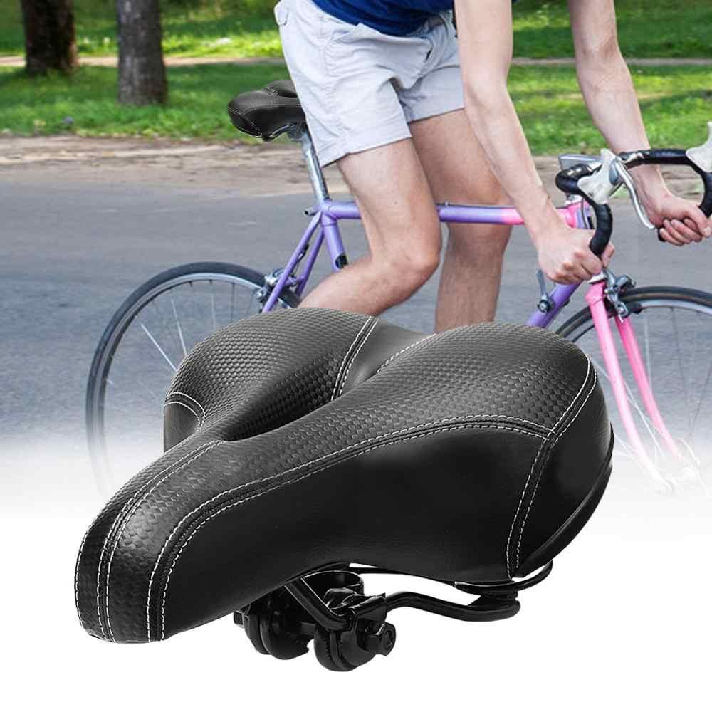 Comfort Mountain Road Bike Seat MTB Bicycle Saddle Cushion Pad for Women and Men