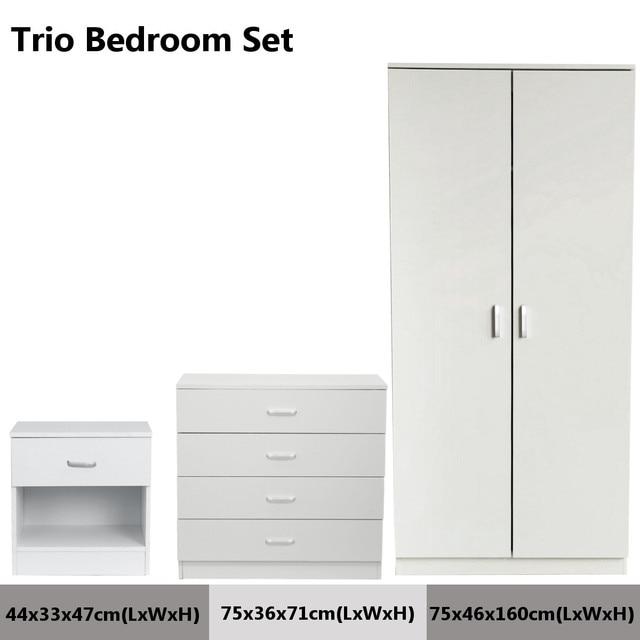 White Board Basic Furniture 2