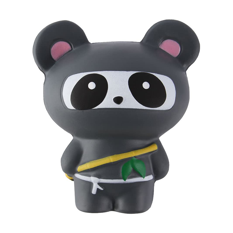 Animal Squeeze Toy Jumbo Kawaii Squishy Panda Fox Bread Soft Slow Rising Stress Relief Toys Sweet Cartoon Relieve Stress Toy