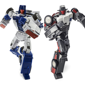 Image 4 - Figurine daction DX9, jouets D13 Montana Atilla Combiner, menaster Stunticons panne